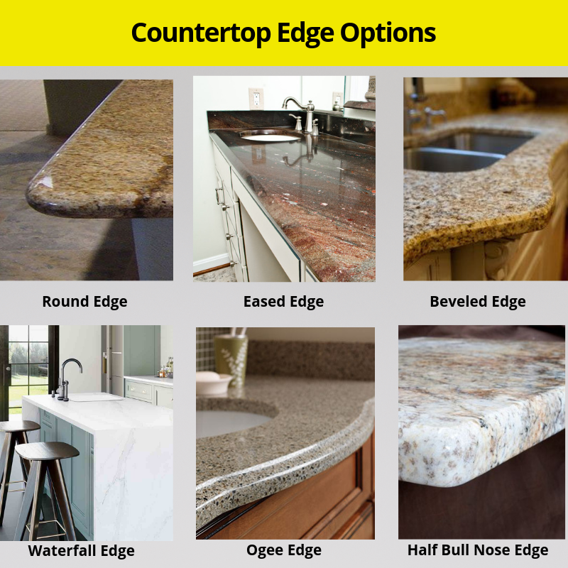Choosing A Countertop For Your Kitchen A Look At The